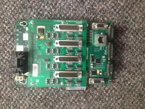 Adaptive Micro Systems Ams Led Sign Controller Board Series 3600
