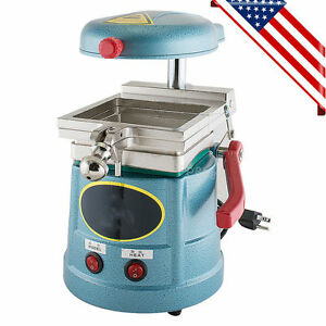 Dental Vacuum Former Forming Molding Machine Heat Thermoforming Equipment Usa