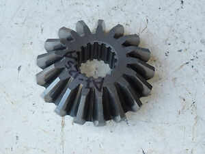 Front Axle 17 Tooth Wheel Bevel Gear 1962140c1 Case Ih 275 Compact Tractor