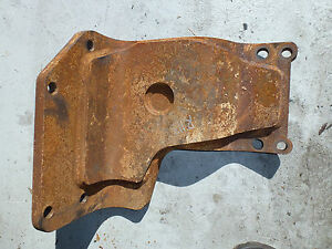 Loader Rh Right Rear Bracket New Holland Case Ih Cnh T5060 Tractor Sub Frame