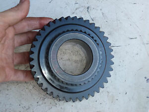 Driven Shaft Gear 5179673 New Holland Case Ih Cnh T5060 Tractor 3rd Speed
