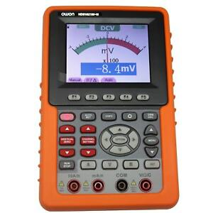 Hds1021m n 20mhz 2 In 1 Handheld Digital Oscilloscope Dso Multimeter Usa Ship