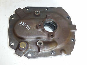 Pto Gear Case 3a011 21410 Kubota M4700 Tractor Housing Cover Transmission