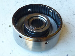 Hydraulic Pto Clutch Housing Hub 5189184 New Holland Case Ih Cnh T5060 Tractor