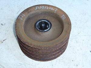 Impeller Drive Pulley 56532200 Kuhn Fc352g Disc Mower Conditioner