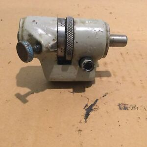 South Bend Model A Lathe Micrometer Carriage Stop Attachment