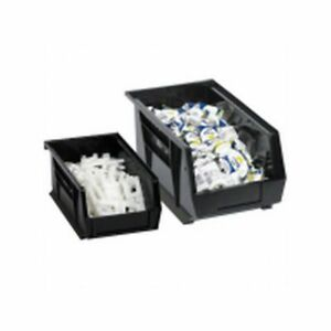 Box Packaging Plastic Stack And Hang Bin Box 12 case