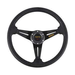 Universal Fits Jdm 350mm 6 Hole Aluminum Deep Dish Racking Steering Wheel 2017