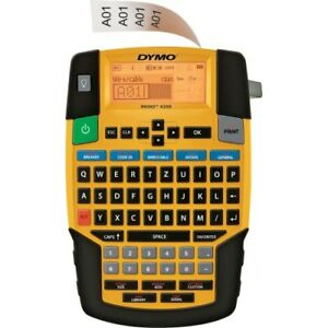 Dymo Rhino 4200 Labeler With Qwerty Keyboard discontinued 1801611