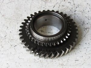 36t Gear Wheel 1961954c1 Case Ih 275 Compact Tractor Transmission Countershaft