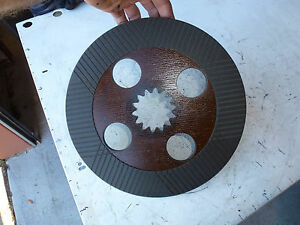 Rear Axle Brake Disc 5184313 New Holland Case Ih Cnh T5060 T5050 T5040 Tractor