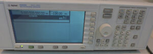 Agilent E4438c Esg Vector Signal Generator Tested And Working