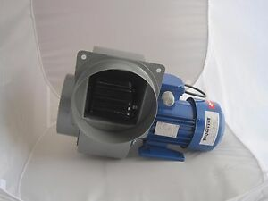 Industrial Centrifugal Extractor Fan Blower 1300m3 hr High Power 230v Filter