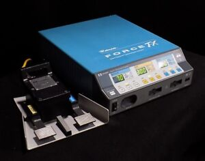 Valleylab Force Fx Electrosurgical Unit Fully Tested And Calibrated