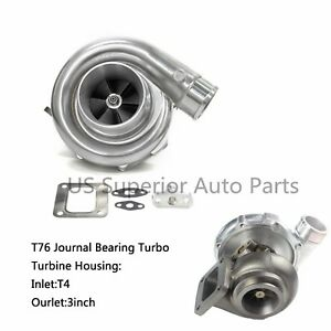 High Quality Universal T76 Turbo Comp A r 80 Turbine Housing T4 68a r P trim