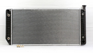 Radiator Fit 1522 95 00 Chevrolet Gmc Blazer 99 00 Escalade V8 W externaloilcool