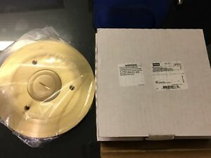 Hubbell Sf2725 Floor Box Combination Cover And Carpet Flange brass