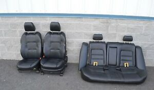 06 07 Mazdaspeed6 Front And Rear Seat Set Interior 2006 2007