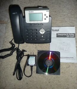 Yealink Sip t22p Professional Voip Phone With 3 Sip Lines And Hd Voice
