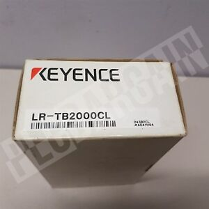 New Keyence Lr tb2000cl Distance Detection 2m Laser Sensor Class 1 Nib