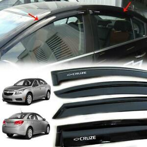 For Chevrolet Cruze Sedan Lt 2012 2016 Weather Protect Guard Visor Windshield
