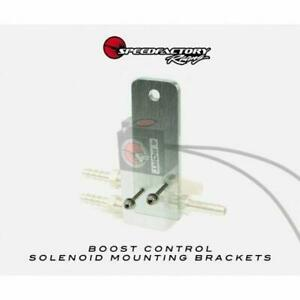 Speedfactory Racing 4 port Boost Control Solenoid Mounting Bracket With Hardware