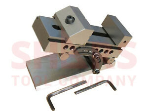 Shars Precision Sine Vise 2 5 8 New