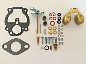 Allis Chalmers B C Zenith Tractor Carburetor Repair Kit With Float