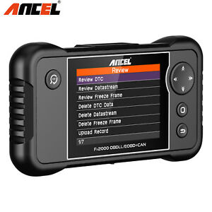For Bmw Foxwell Nt510 Mini Diagnostic Scanner Tools Abs Srs Airbag Code Reader