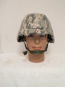 CAMO ACH look Military Tactical Gear Airsoft Paintball SWAT Protective Helmet