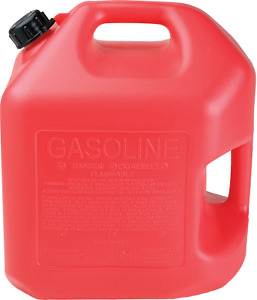 5 Gallon Red Gas Can 2 Per Pack Midwest P 5600