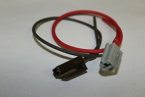 10552 Gm Hei Power Tach Feed Wires 12 Wire Leads Tach Adapter Made In Us