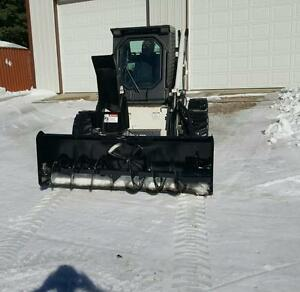 Snow Thrower Attachment