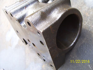 Vintage Oliver 550 Gas Tractor 3 Point Lift Piston Assy 1959