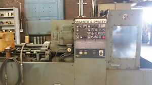 Warner Swasey Model 1ab Automatic Lathe