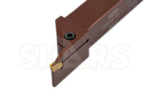 Shars 1 1 4 X 1 1 4 Precision Grooving Profile Turning Tool Holder Gtn 5 New