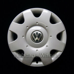 Vw Beetle Jetta 1998 2002 Hubcap Genuine Factory Original Oem Wheel Cover