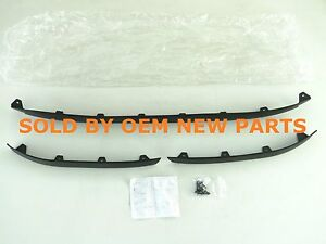 Chevy Malibu Front Lower Bumper Deflector Valance 2013 2016 New Oem Gm 22842404