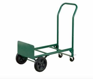 Convertible Folding Hand Truck Dolly Utility Cart Moving Luggage Trolley 400 Lbs