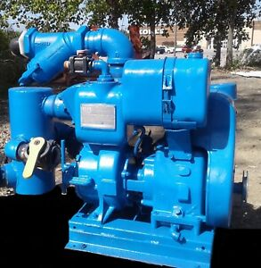 Gorman Rupp 13a2 Self Priming Pump 3 Inch 3 Pumping Industrial Agricultural