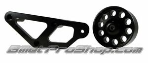 Bps 07 14 Mustang Shelby Gt500 Auxiliary Idler Pulley Kit Whipple Kenne Bell