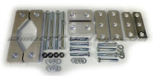 Bps Mustang Engine Lowering Kit 2005 2014 Mustang Gt Shelby Gt500