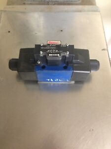 Rexroth R978908908 Hydraulic Directional Solenoid Valve