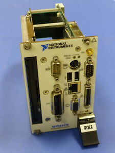 National Instruments Ni Pxi 8176 Embedded Controller Windows Xp Pro