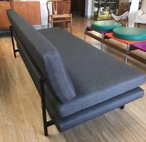 Richard Schultz For Knoll Mid Century Modern Daybed Sofa Fully Restored