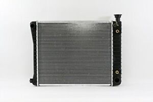 Radiator Fit 434 88 93 Chevrolet Gmc Pickup 6cy 4 3l Auto W o Engine Oil Cooler
