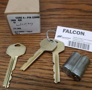 Falcon C606 626 Sfic Core best A Keyway Core 2 Op Keys 1 Control Key