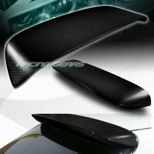 Spoon Style Carbon Fiber Rear Roof Lid Spoiler Wing Fit 96 00 Honda Civic 3 dr