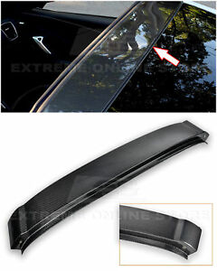 Factory Gm Carbon Fiber Top Roof Targa Bar Halo Cover For 14 up Corvette C7 2dr