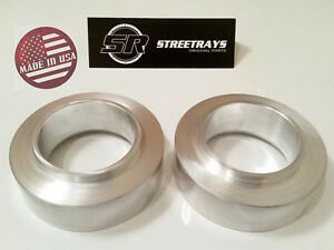 Streetrays 2004 2012 Chevrolet Colorado 2wd Billet Front 3 Lift Leveling Kit